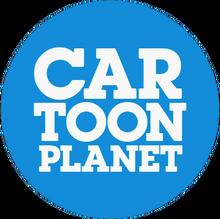 Cartoonplanet 2012 logo