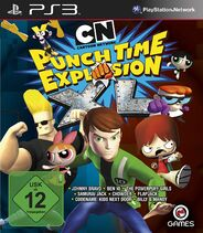 Punch Time Explosion XL Cover