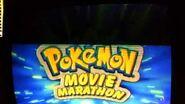 Pokemon Movie Marathon Cartoon Network at 11am!