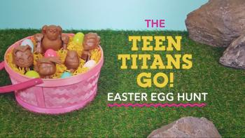 Teen Titans Go Easter