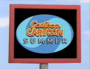Cartoon Cartoon Summer 2001 Logo