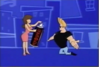 Johnny Bravo Powerhouse 4