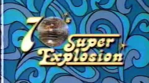 Cartoon Network - 70's Super Explosion Promo