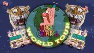 Cartoon Network - Uncle Grandpa World Tour Promo (30s)