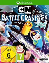Cartoon network battle crashers xboxone