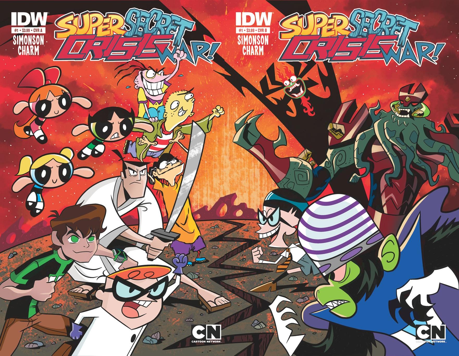 Super Secret Crisis War! | The Cartoon Network Wiki | FANDOM