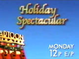 Cartoon Theatre: Holiday Spectacular
