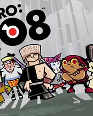 Hero 108 The Cartoon Network Wiki Fandom