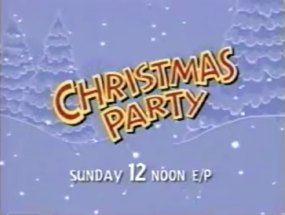 The Christmas Party | The Cartoon Network Wiki | FANDOM powered by Wikia