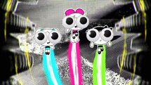 Cartoon Network Googly Eyes Reel