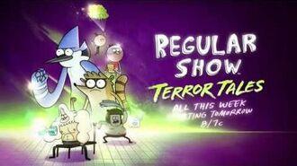 CN 4.0 Promo - Regular Show Terror Tales Week - October 26-30, 2015
