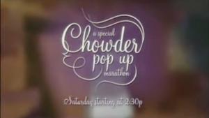 Chowder Pop-up