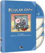 Regular Show S1 & S2 DVD