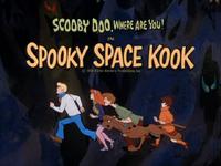 Spooky Space Kook title card