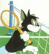 Tom and jerry Tennis butch