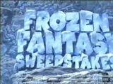 Frozen Fantasy Sweepstakes