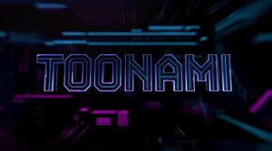 Toonami Logo December 2019 (Post Forge)