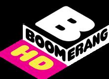 Logo Boomerang HD