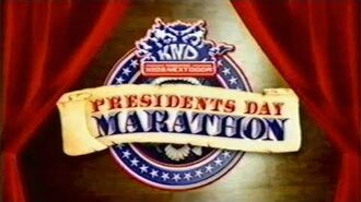 Ep 7 - CN Airing- Codename KND President's Day Marathon (Feb 16, 2004) -EXTREMELY RARE- -500 Subs-