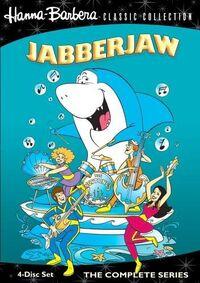 Jabberjaw DVD