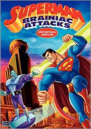 Superman Brainiac Attacks