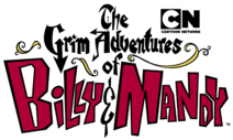 The Grim Adventures of Billy & Mandy Logo
