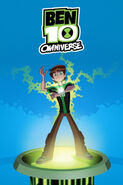 Ben 10 Omniverse HBO Max cover