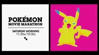 Cartoon Network Pokemon Movie Marathon Promo (2014)