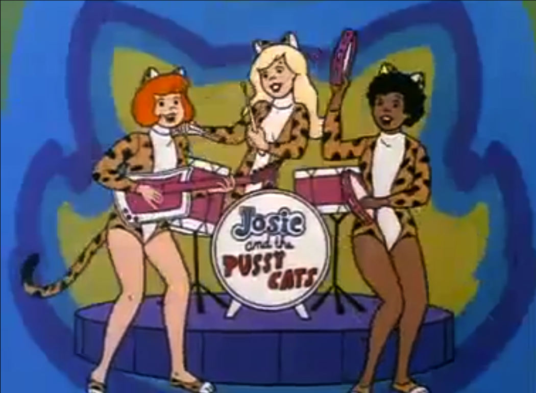 Image result for Josie and the Pussycats (Animated)