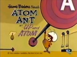 Atom Ant Title