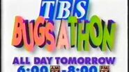 TBS Great International Toon-In Bugs-A-Thon 1992 Promo