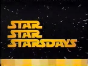 Star Star Starsdays