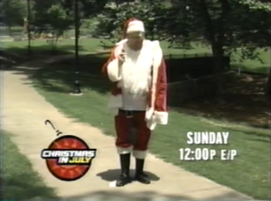 Christmas in July 2001