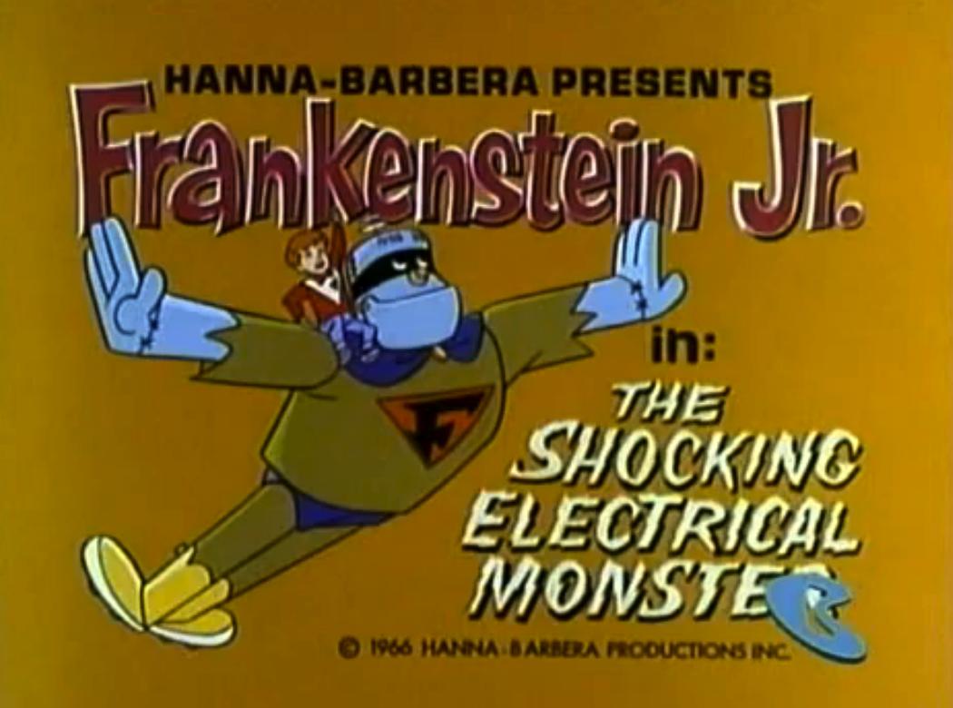 Frankenstein Jr  | The Cartoon Network Wiki | FANDOM powered