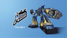 Megas XLR Season 1 Apple TV cover