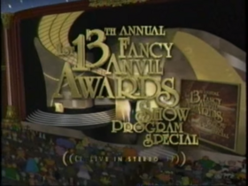 The Fancy Anvil Award Show