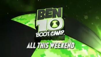 Ben 10 Boot Camp
