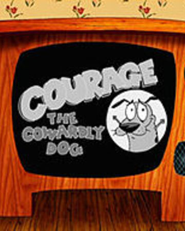 Courage The Cowardly Dog The Cartoon Network Wiki Fandom