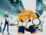 Fantastic Four World's Greatest Heroes (Cartoon Network 2006 Airing)
