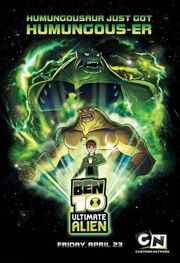 Ben 10 ultimate alien on cartoon network