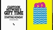 Cartoon Network's Gift Time Promo