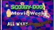 Scooby-Doo Promo- Movie Week (1995)
