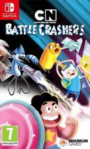 Cartoon Network- Battle Crashers -Nintendo Switch -