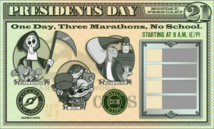 Presidents Day 2005