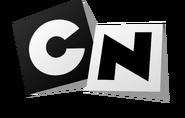 CN Logo (Detailed Gray Shadow)
