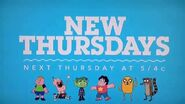 New Thursday