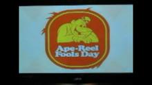 Ape-Reel Fools Day