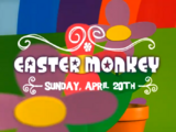 The Easter Monkey