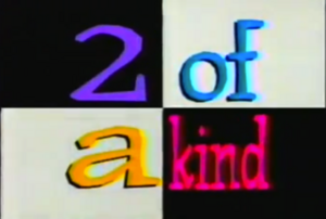 2 of a kind Logo
