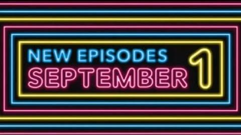 Cartoon Network-Every Friday Night New New New Episodes (Promo) Sept,1 2017 1080pHD